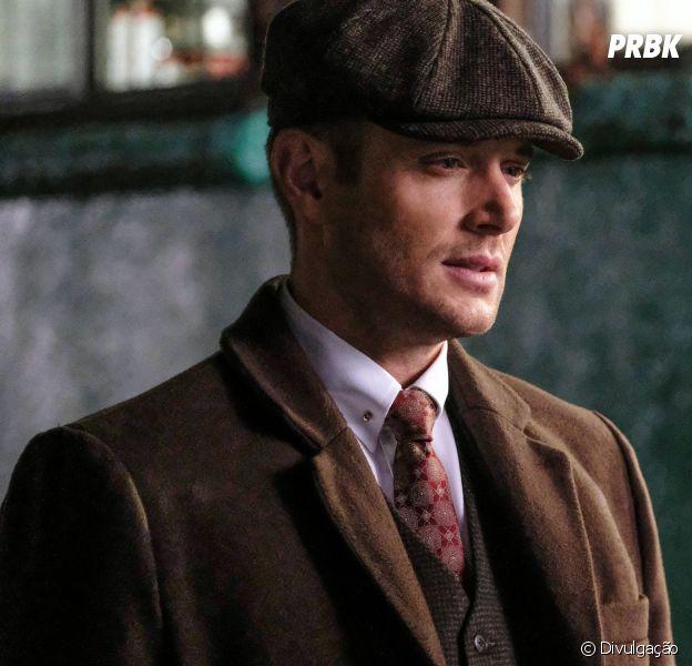 """Em """"Supernatural"""", Jensen Ackles aparece como Arcanjo Miguel!"""
