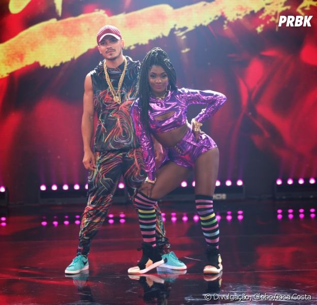 Dança dos Famosos 2018:Erika Januza e Elias ficaram em primeir lugar