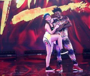 Dança dos Famosos 2018:Bia Arantes se jogou no funk junto com Jefferson