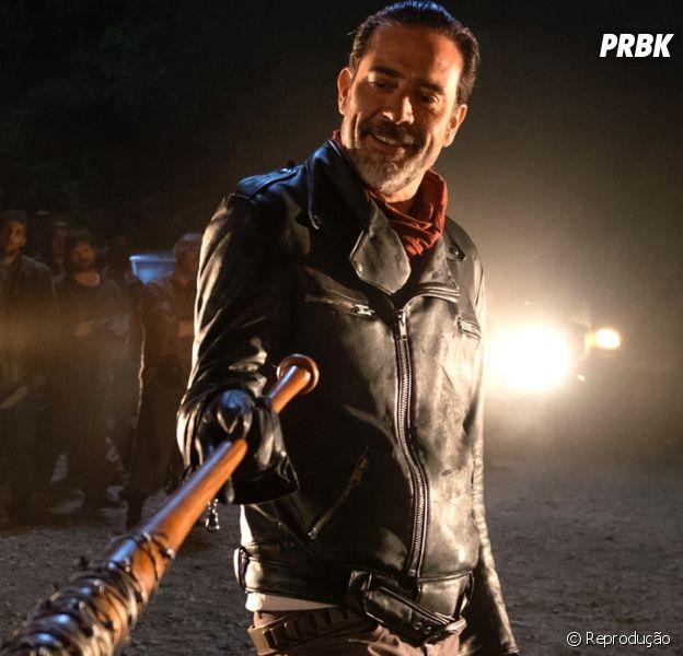 "De ""The Walking Dead"": Jeffrey Dean Morgan diz que quer sim ver um filme sobre a origem de Negan"