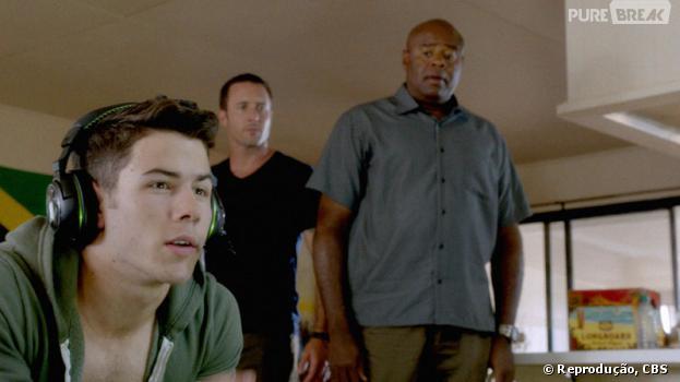 Nick Jonas participa de episódio da sérieHawaii Five-0