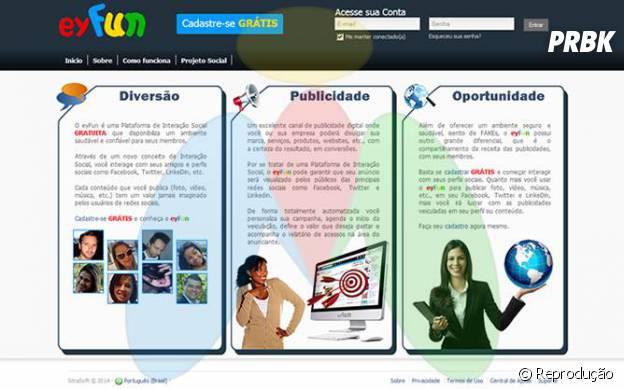 eyFun é a opção brasileira para os ex-usuários do Orkut