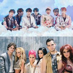 O BTS é o novo RBD? O Purebreak listou 9 coincidências que te deixarão surpreso!