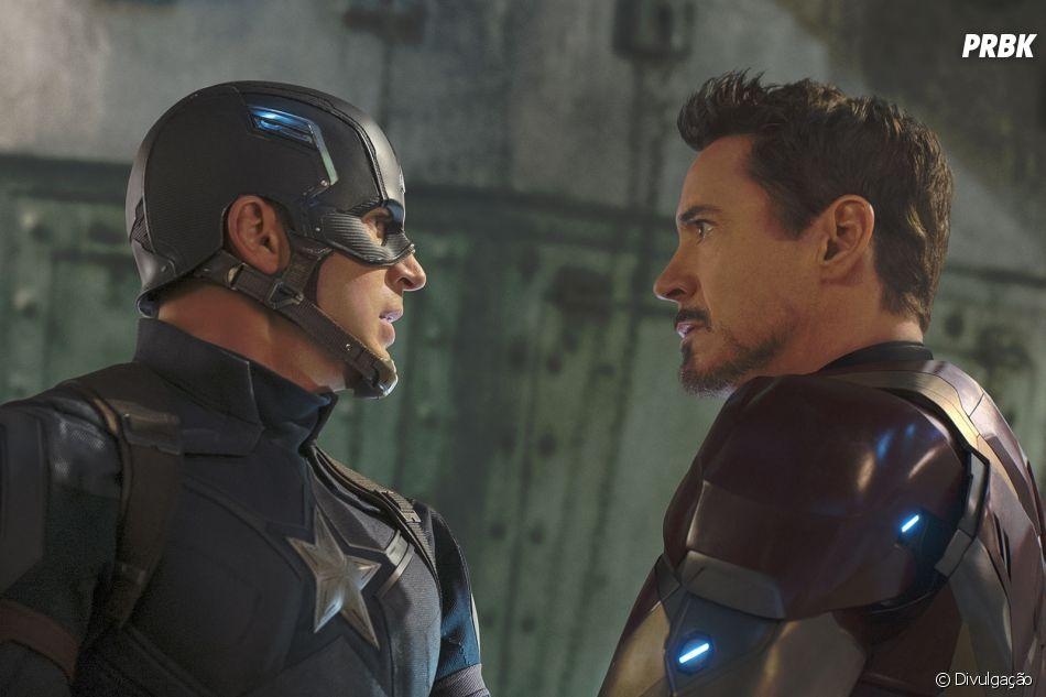 """Chris Evans diz que não vai negar, nem confimar nada sobre os rumores da morte do Capitão América em """"Vingadores 4"""""""