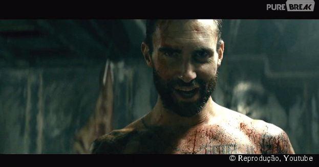 """Adam Levine encarna um açougueiro que fica obcecado por uma loira em """"Animals"""""""