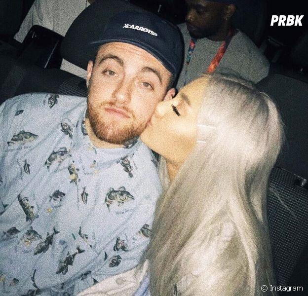 Dias após o fim do noivado com Pete Davidson, Ariana Grande posta vídeo em memória de Mac Miller