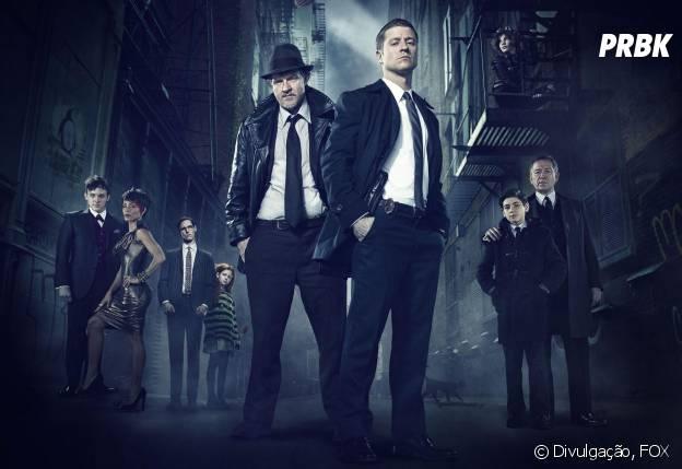"""O elenco de """"Gotham"""" é incrível!"""