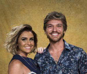 """Em """"Segundo Sol"""": Beto (Emilio Dantas) e Luzia (Giovanna Antonelli) se casam no final"""