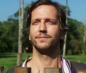 """Em """"Segundo Sol"""",Remy(Vladimir Brichta) passa a comandar o prostíbulo depois da prisão de Laureta (Adriana Esteves)"""