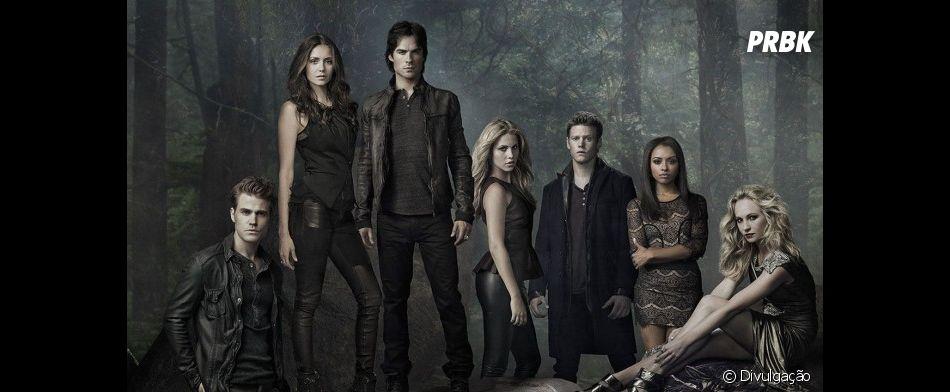 """The Vampire Diaries"" é removida da Netflix"