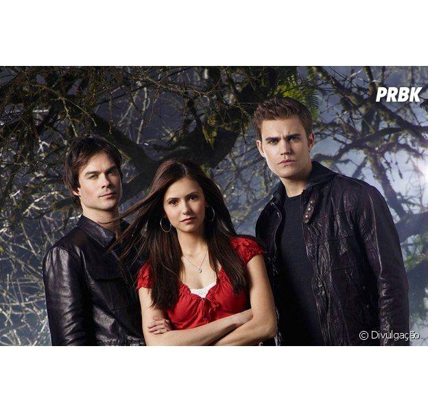 """""""The Vampire Diaries"""" deixa catálogo da Netflix"""