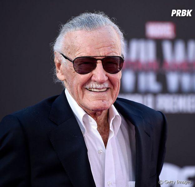 Stan Lee, presidente da Marvel, morre aos 95 anos