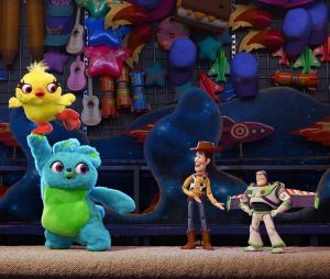 """Depois de liberar trailer de """"Toy Story 4"""", Pixar divulga os novos cartazes do filme"""