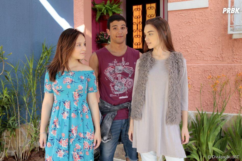 """Apesar de contrato com a Netflix, Larissa Manoela continuará em """"As Aventuras de Poliana"""""""