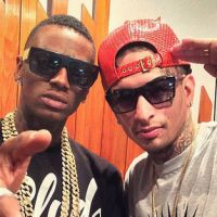 "Mc Guime mostra bastidores do clipe ""Brazil We Flexing"", parceria com Soulja Boy"