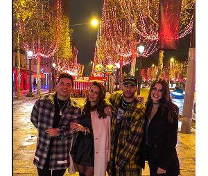 Neymar posta foto com duas amigas e evita rumores sobre namoro