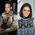 Neymar afasta boatos de namoro com hashtags em sua nova foto