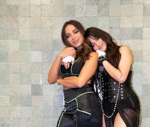Camila Cabello mostra bastidores da sua passagem pelo Brasil e revela que encontro com Anitta quase não aconteceu