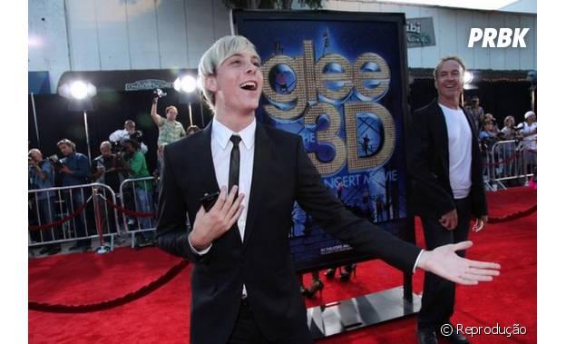 Um dos integrantes do grupo, Ricker Lynch atuou na famosa série Glee