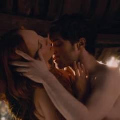 """Daniel Radcliffe e Juno Temple fazem pegação quente no filme """"Horns"""""""