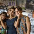 """""""Malhação - Toda Forma de Amar"""": conheça Raissa (Dora de Assis), Carla (Mariana Santos) e Thiago (Danilo Maia)"""