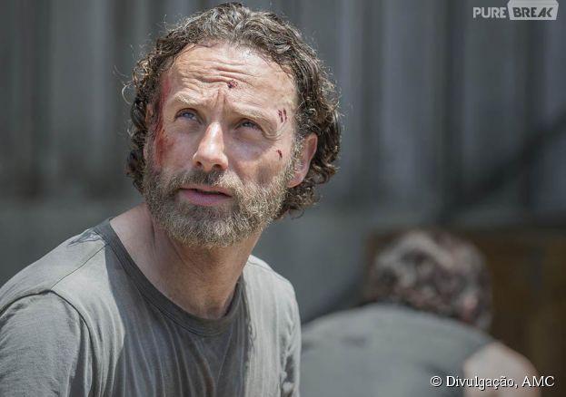 """Pode comemorar, """"The Walking Dead"""" ganhou mais uma temporada!"""