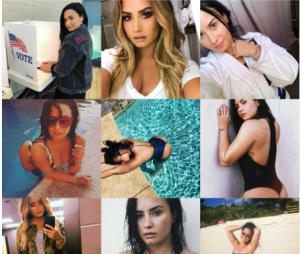 """""""2018 Best Nine""""de Demi Lovato"""