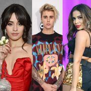 """Veja """"2018 Best Nine"""" dos famosos! Quais foram as fotos mais curtidas de Camila Cabello e cia?"""