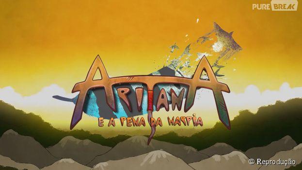 """""""Aritana e a Pena da Harpia"""", da Duaik Entretenimento"""