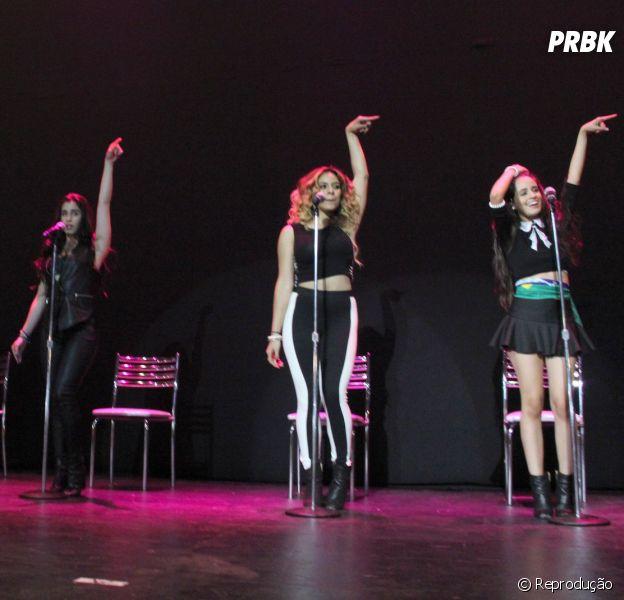 Fifth Harmony e Austin Mahone se apresentaram no Vivo Rio na última sexta-feira