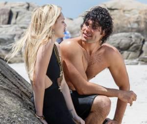 """Em """"Geração Brasil"""", Megan (Isabelle Drummond) começará a ter sentimentos por Arthur (Dudu Azevedo)"""