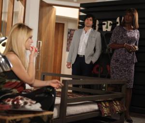 """Mesmo já suspeitando, Arthur (Dudu Azevedo) descobrirá que Megan (Isabelle Drummond) já recuperou a visão em """"Geração Brasil"""""""