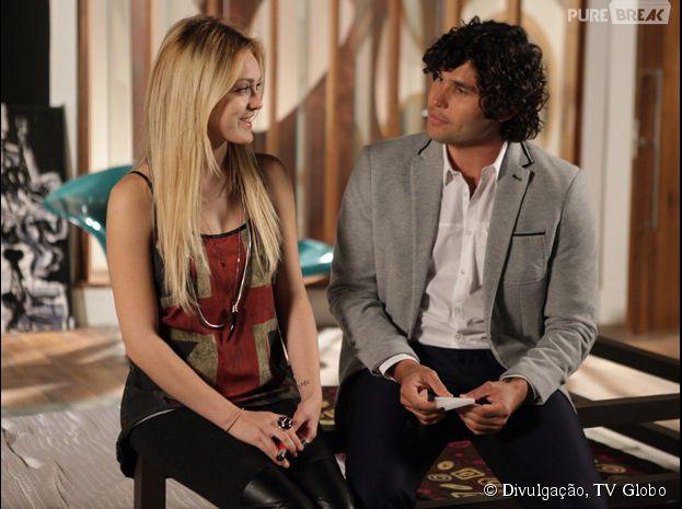 """Em """"Geração Brasil"""", Megan (Isabelle Drummond) e Arthur (Dudu Azevedo) vão se beijar!"""