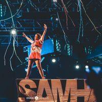 """DJ Samhara está eufórica com os 10 milhões de players que """"Eu Não Valho Nada"""" conquistou"""