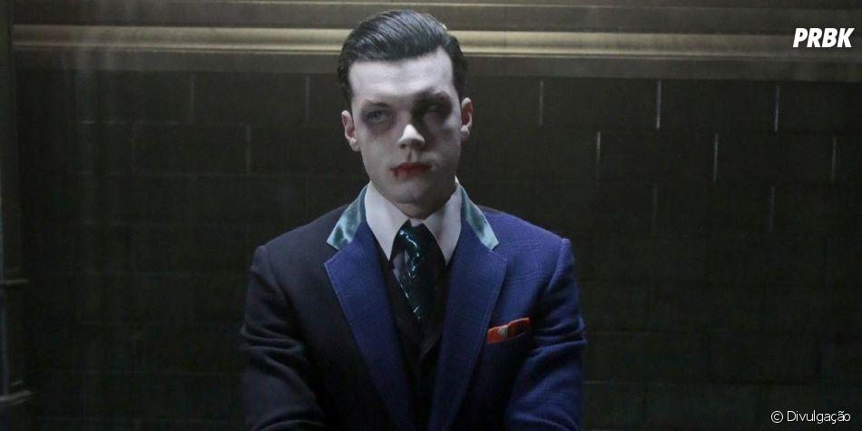 """Em """"Gotham"""": era uma vez Jeremiah(Cameron Monaghan), personagem morre e outros comemoram"""