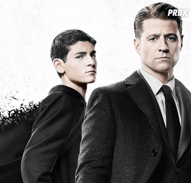 """Em """"Gotham"""": Jim Gordon (Ben McKenzie) encontraEduardo Dorrance (Shane West) pela primeira vez"""