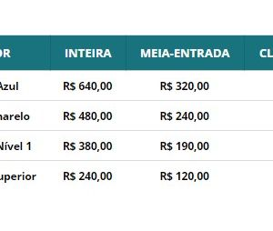 Shawn Mendes no Brasil: valor dos ingressos em São Paulo