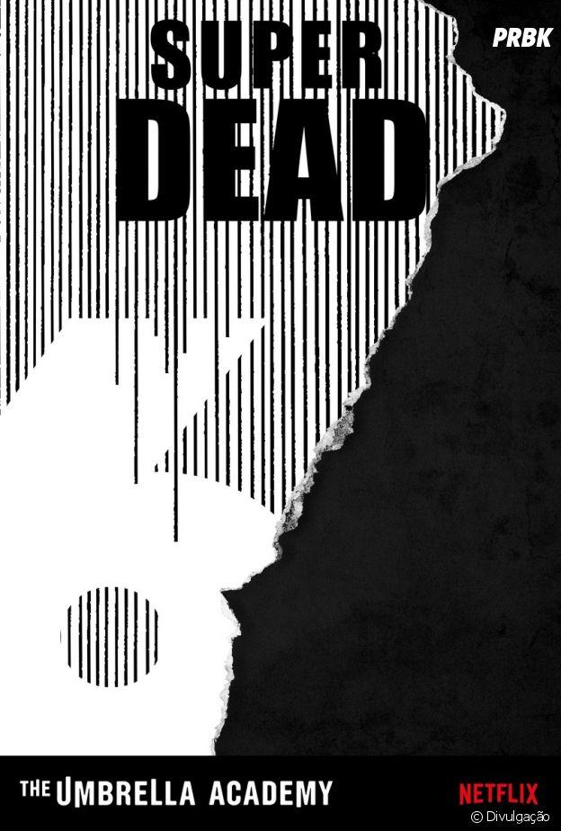 """Quando a história começa em """"The Umbrella Academy"""", Ben (Ethan Hwang) já está morto"""