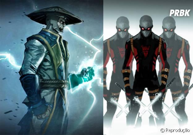 """""""Mortal Kombat X"""" terá um prólogo do seu enredo em uma história em quadrinhos produzida pela DC Comics"""
