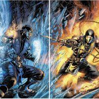 """DC Comics se inspira no game """"Mortal Kombat X"""" para criar um novo HQ"""