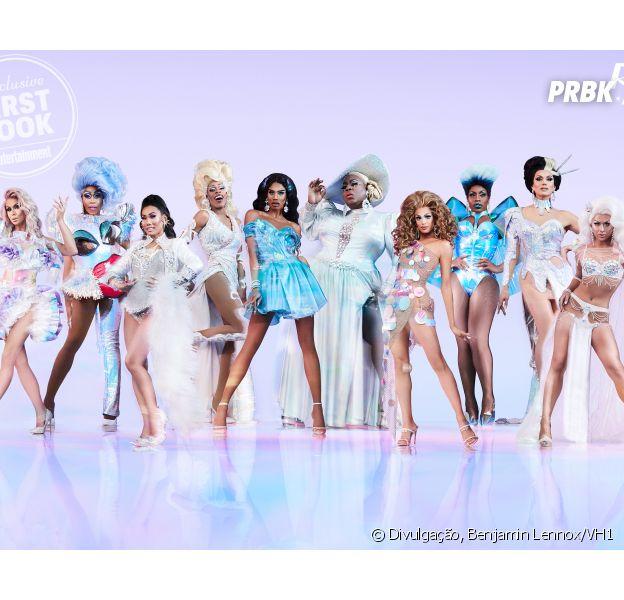 """De """"RuPaul's Drag Race All Stars 4"""": qual queen merece ganhar a competição?"""