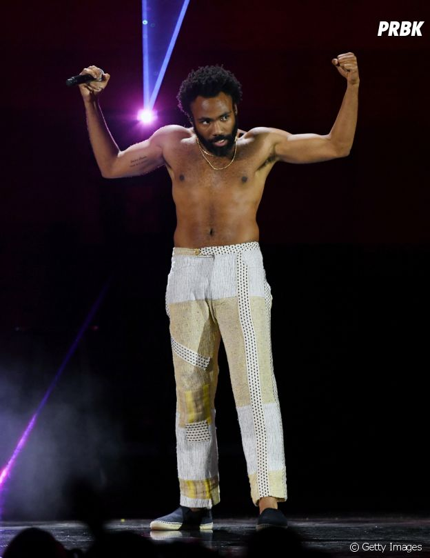 "No Grammy 2019, Childish Gambino foi o primeiro artista de hip hop a ganhar prêmio na categoria Música do Ano, com ""This is America"""