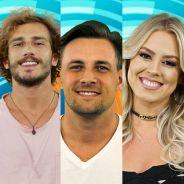 """Quem deve ser eliminado no próximo paredão do """"BBB19""""? Alan, Diego ou Isabella?"""