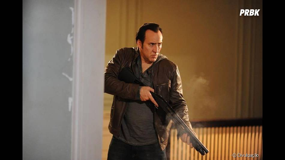 """Em """"Fúria"""", Nicholas Cage surge no papel de um vingador implacável"""
