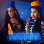 """Já temos mais um hit de Carnaval! Kaya Conky e Pepita lançam clipe de """"Marmita"""""""