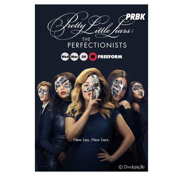 """Pretty Little Liars: The Perfectionists"" será disponibilizado no Globoplay"