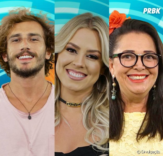 "Do ""BBB19"": Isabella, Alan ou Tereza, quem deve ser eliminado? Vote"