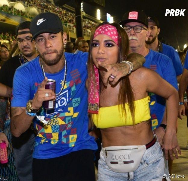 A Anitta confirmou que pegou o Neymar durante o Carnaval?