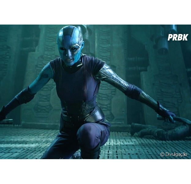 "Nebulosa (Karen Gillan) terá papel importante em ""Vingadores: Ultimato"""