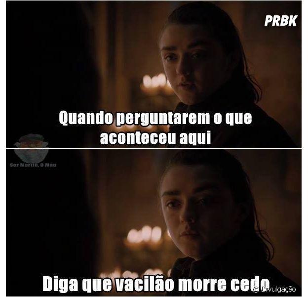 """Em """"Game of Thrones"""" todo mundo morre, na verdade"""